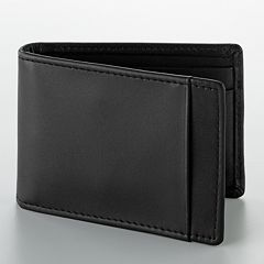 DOPP Leather Bifold Wallet