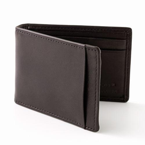 DOPP Leather Bifold Wallet