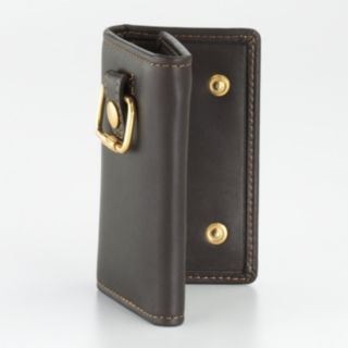 DOPP Leather Key-Tainer Wallet