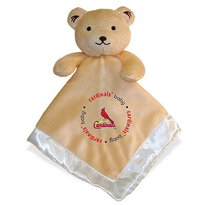 Baby Fanatics St. Louis Cardinals Snuggle Bear Blanket