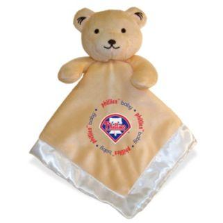 Baby Fanatics Philadelphia Phillies Snuggle Bear Blanket