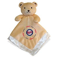 Baby Fanatics Minnesota Twins Snuggle Bear Blanket