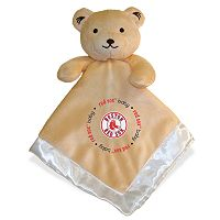 Baby Fanatics Boston Red Sox Snuggle Bear Blanket