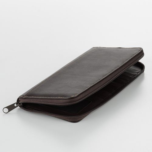 DOPP Leather Passport Organizer