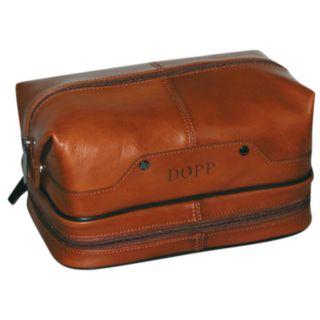 DOPP Veneto 5-pc. Leather Travel Kit
