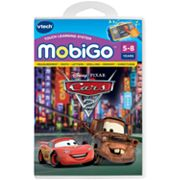 Disney/Pixar Cars 2 MobiGo Cartridge by VTech