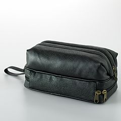 Dopp Jumbo Zip-Bottom Travel Kit