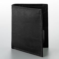 Buxton Leather Credit Card Folio