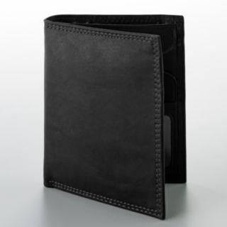 Buxton Leather Credit Card Folio