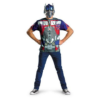 Transformers 3: Dark of the Moon Optimus Prime Costume - Adult