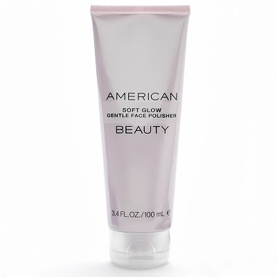 American Beauty Soft Glow Gentle Face Polisher