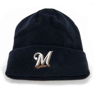 Twins '47 Milwaukee Brewers Cuffed Knit Cap
