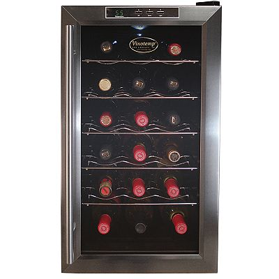 Vinotemp 18-Bottle Wine Refrigerator