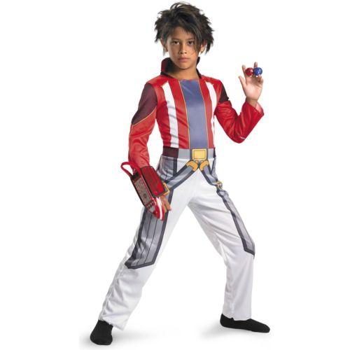 Bakugan Battle Brawlers Dan Costume - Kids
