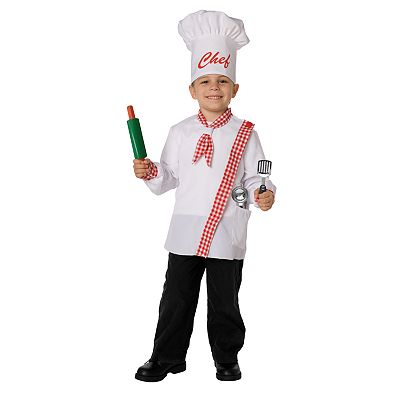 Chef Costume - Kids