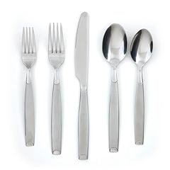 Cambridge Chase Frost 42-pc. Flatware Set