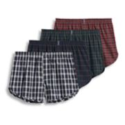 Men's Jockey Classic 4-pk. Tapered Boxers