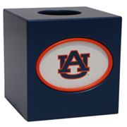 Auburn Tigers Tissue Box Cover