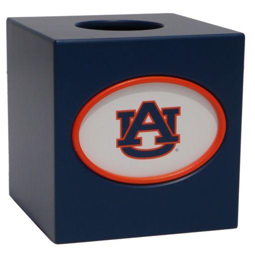 Auburn Tigers Tissue Box Cover
