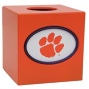 Clemson Tigers Tissue Box Cover