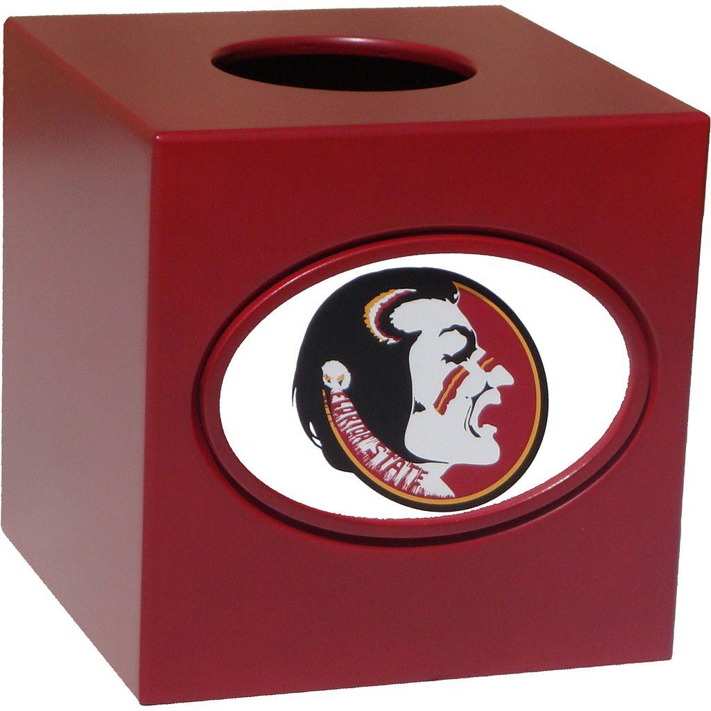 Florida State Seminoles Tissue Box Cover