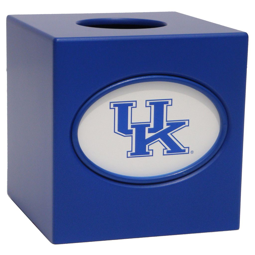 Kentucky Wildcats Tissue Box Cover