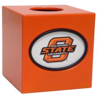 Oklahoma State Cowboys Tissue Box Cover