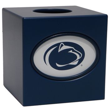 Penn State Nittany Lions Tissue Box Cover