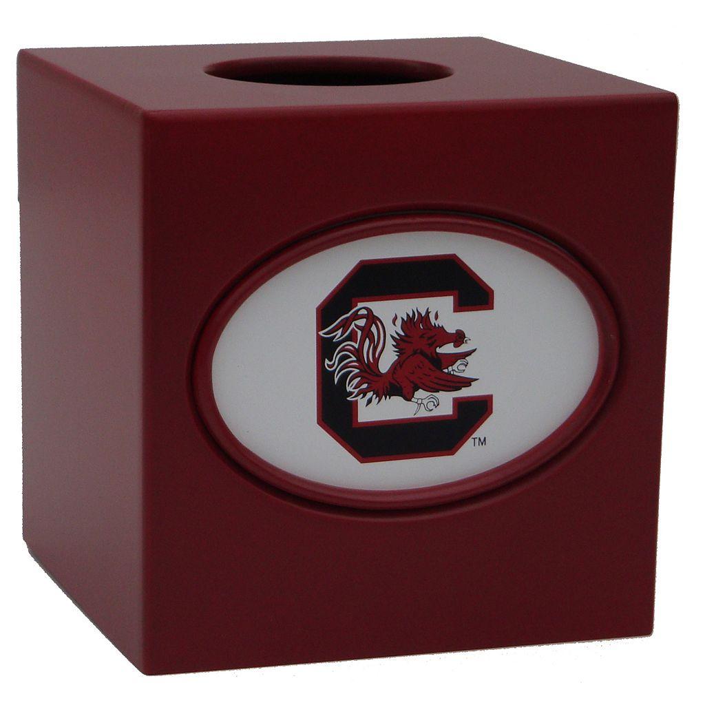 South Carolina Gamecocks Tissue Box Cover