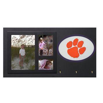 Clemson Tigers Key Hook Collage Frame
