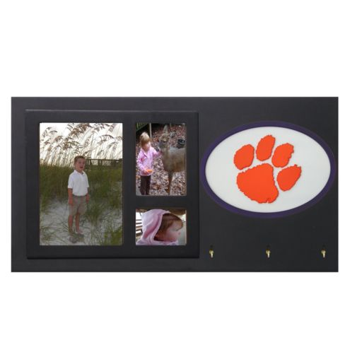 Clemson Tigers Key Hook Collage Frame