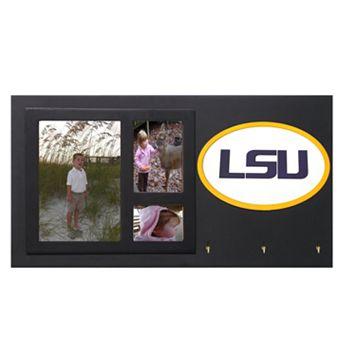 LSU Tigers Key Hook Collage Frame