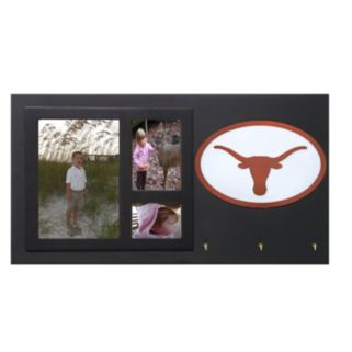Texas Longhorns Key Hook Collage Frame