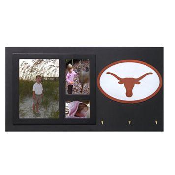 Texas Longhorns Key Hook Collage Frame