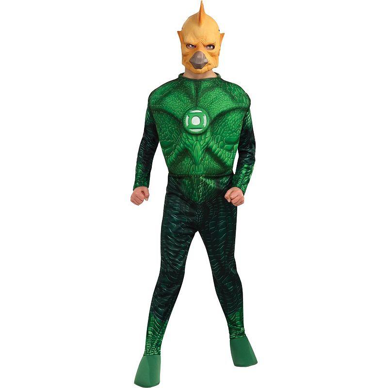 Green Lantern Tomar-Re Muscle Costume - Kids