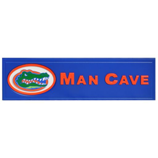 Florida Gators Man Cave Sign