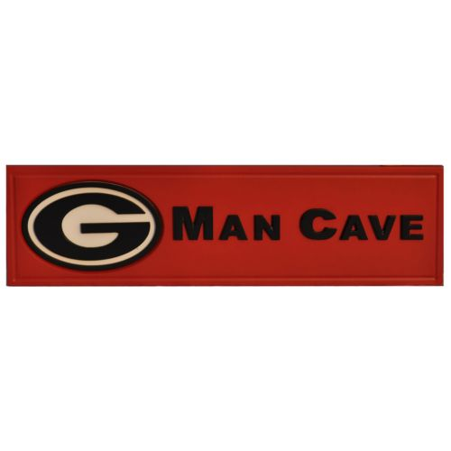 Georgia Bulldogs Man Cave Sign
