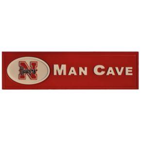 Nebraska Cornhuskers Man Cave Sign