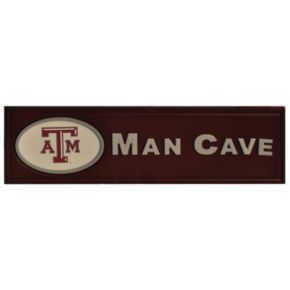 Texas A and M Aggies Man Cave Sign
