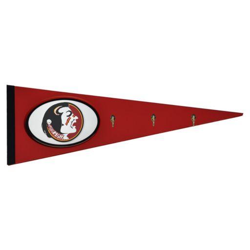 Florida State Seminoles Pennant Coat Rack