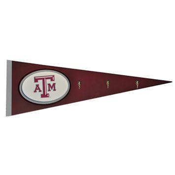 Texas A&M Aggies Pennant Coat Rack