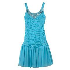 IZ Amy Byer Tutu Hipster Dress - Girls' 7-16