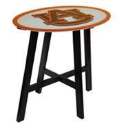 Auburn Tigers Wooden Pub Table