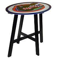 Florida Gators Wooden Pub Table