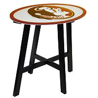 Florida State Seminoles Wooden Pub Table