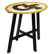 Georgia Tech Yellow Jackets Wooden Pub Table