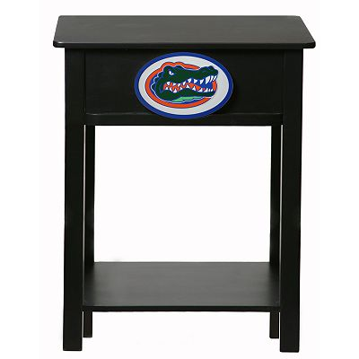 Florida Gators Birch Side Table