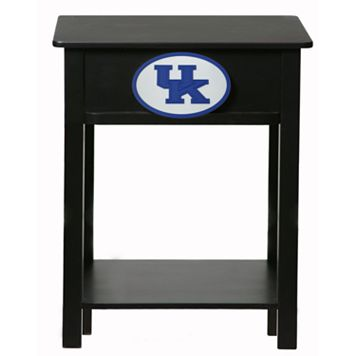 Kentucky Wildcats Birch Side Table