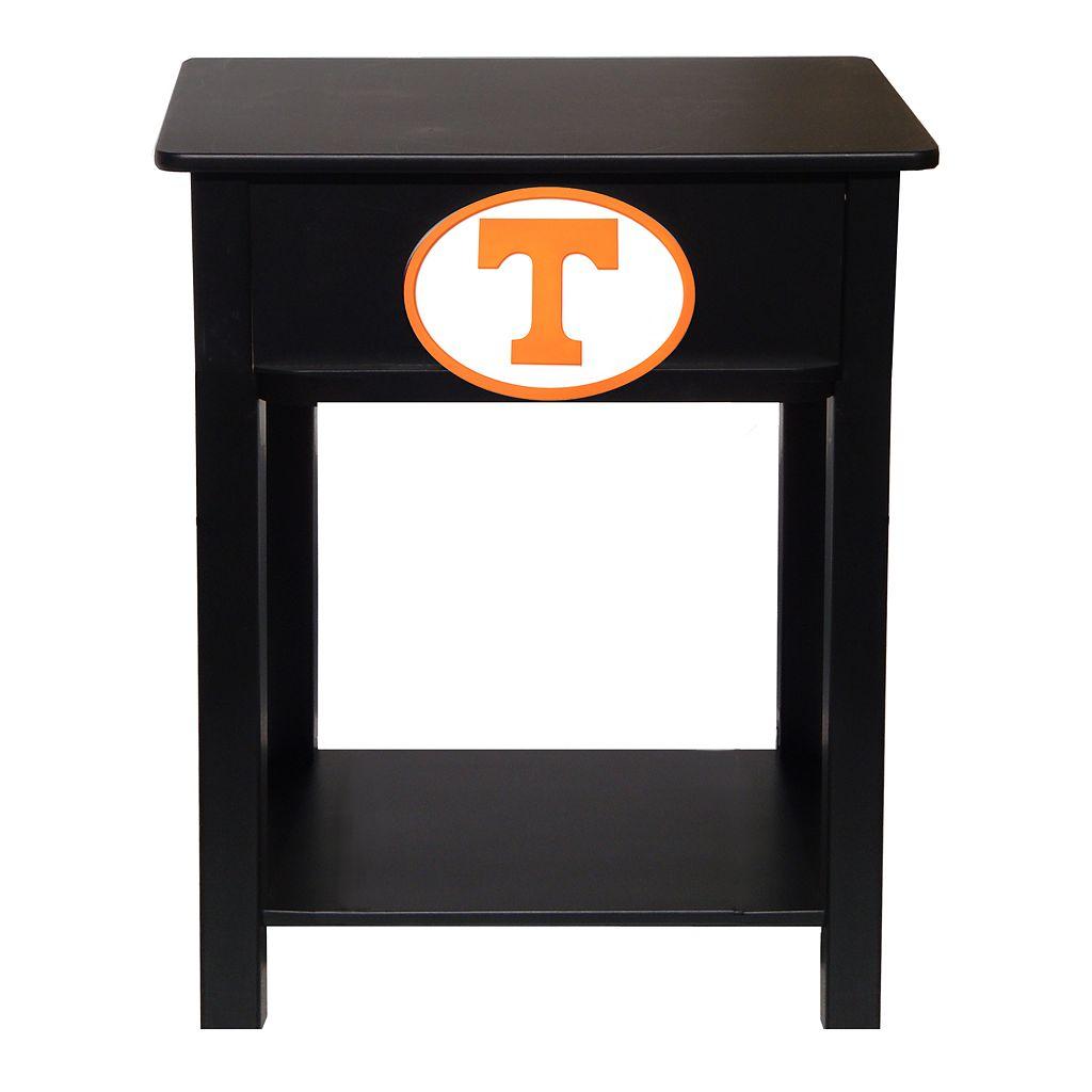 Tennessee Volunteers Birch Side Table