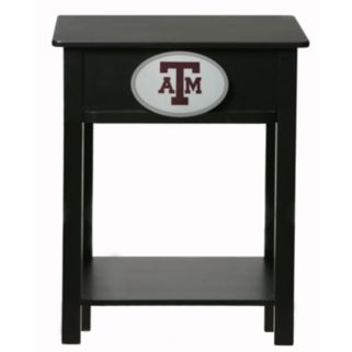 Texas A and M Aggies Birch Side Table
